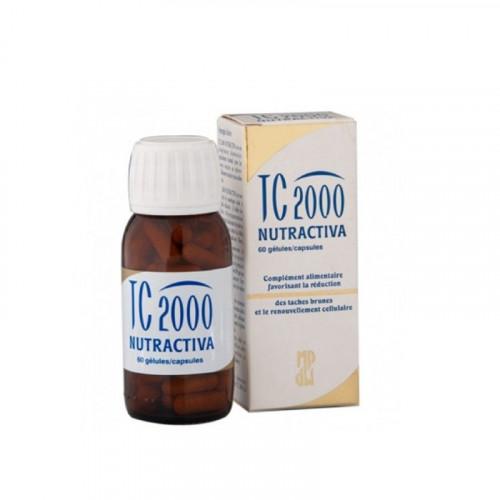 TC 2000 NUTRACTIVIA, 60 gélules