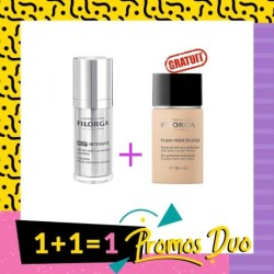 B.P FILORGA NCEF-INTENSIVE SERUM, 30ML+ FLASH-NUDE FLUID TEINT 01 (GRATUIT)