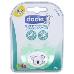 DODIE SUCETTE PHYSIOLOGIQUE SILICONE 0-2 MOIS