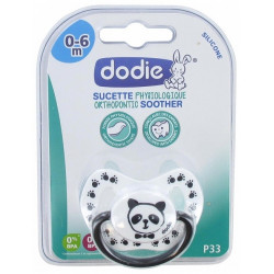 DODIE SUCETTE PHYSIOLOGIQUE SILICONE 0-6 MOIS