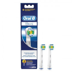ORAL-B BROSSETTES 3DWHITE X2 EB18A