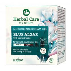 Farmona herbal care gel-creme Blue Algae 50ml