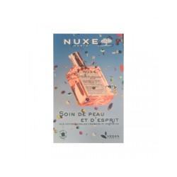 COFFRET NUXE HUILE PRODIGIEUSE FLORALE 100 ML + VERY ROSE EAU MICELLAIRE 100ML (OFFERTE)