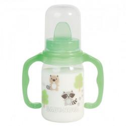 BABY NOVA BIBERON TASSE BPA FREE VERT 125ML