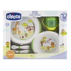CHICCO Coffret repas, 12m+