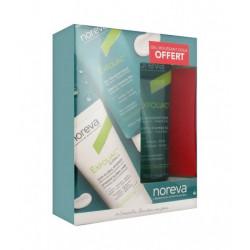 Noreva Exfoliac Global 6 Soin Global Intensif 30 ml + Gel Moussant Doux 100 ml Offert