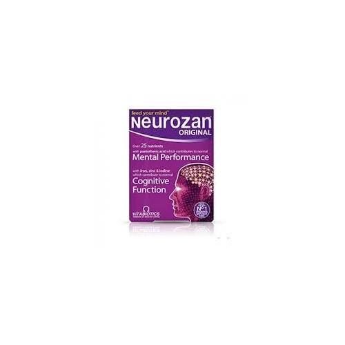 Vitabiotics Neurozan, 30 Capsules