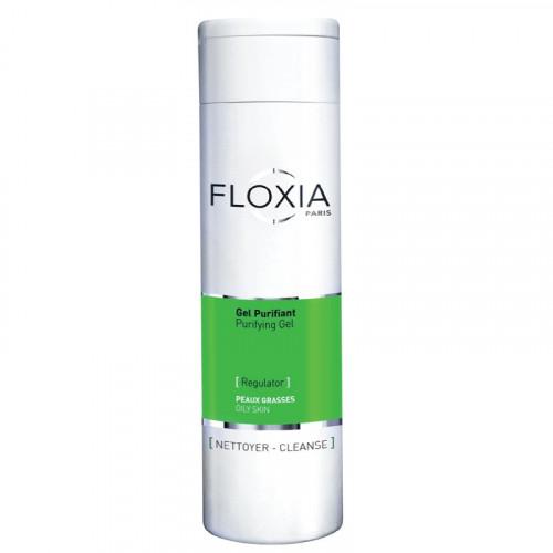 FLOXIA GEL REGULATEUR PURIFIANT 200 ML
