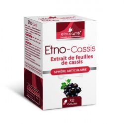 ETNOSANTE ETNO-CASSIS EXTRAIT DE FEUILLES DE CASSIS 30 CAPSULES