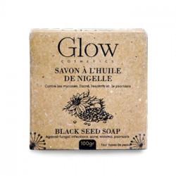 GLOW SAVON A L'HUILE DE NIGELLE 100GR