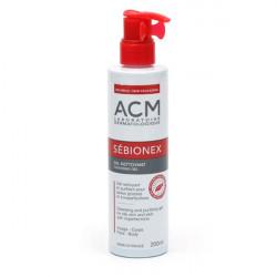 ACM Sébionex Gel Moussant, 200 ml