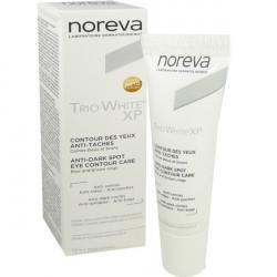 Noreva trio white xp contour yeux