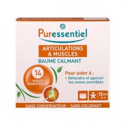 Puressentiel Articulations Baume Calmant aux 14 Huiles Essentielles 30 ml