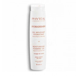 PHYTEAL HYDRADERMINE GEL MOUSSANT HYDRATANT 250ML