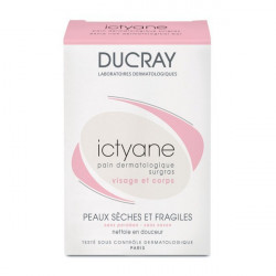 Ducray ICTYANE Pain dermatologique surgras, 200g