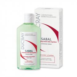 Ducray SABAL Shampooing traitant cheveux gras - 125ml