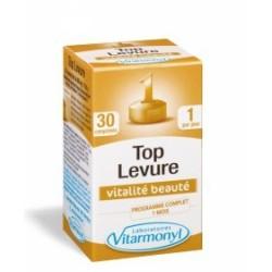 Top Levure, 30 comprimés