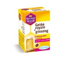 Gelée Royale + Ginseng, 30 capsules