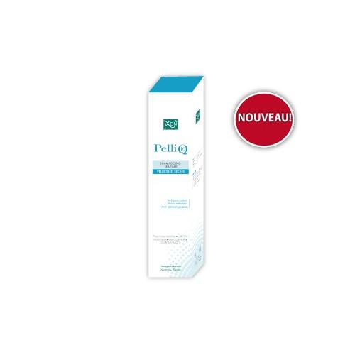 Pelli Q10 shampooing traitant - pellicules sèches, 200ml