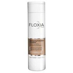 Floxia SHAMPOOING CHEVEUX NORMAUX A GRAS, 200ml