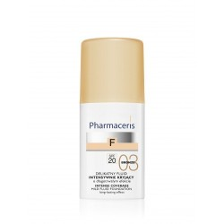 PHARMACERIS INTENSE COVERAGE MILD FLUID FOUNDATION SPF20 (BRONZE 03), 30ml