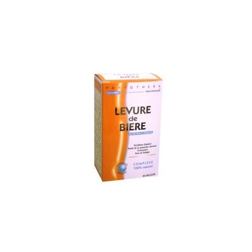 PHYTOTHERA LEVURE DE BIERE, 60 gélules
