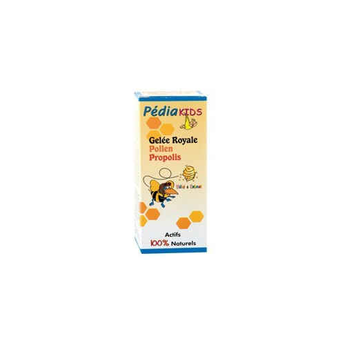 Pédiakids GELEE ROYALE POLLEN PROPOLIS, 150 ml