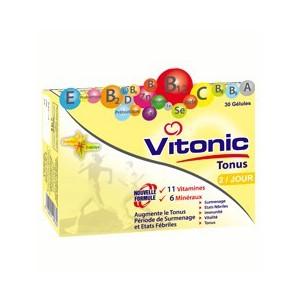 VITONIC TONUS, 30 gélules