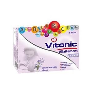 VITONIC ALLAITEMENT, 45 gélules