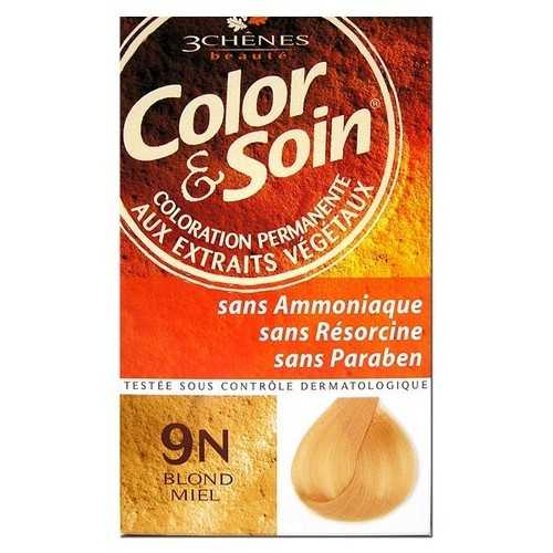Color & Soin Coloration Blond Miel 9N