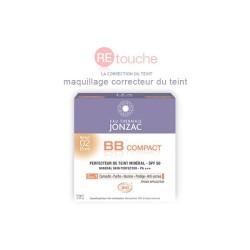 JONZAC BB COMPACT N°02 Doré, 12g