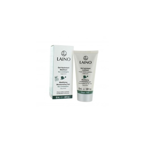 LAINO gel hydratant matifiant, 50 ML