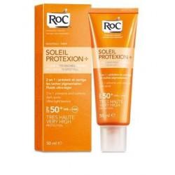 ROC Soleil Protexion+ Fluide Anti Tâches Brunes SPF50+, 50ml