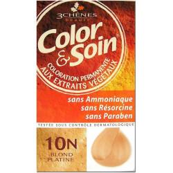 Color & Soin Coloration Blond Platine 10N