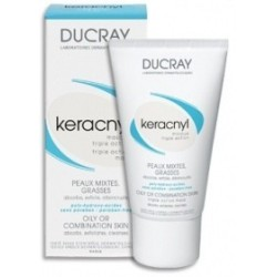 DUCRAY KERACNYL MASQUE TRIPLE ACTION, 40ml