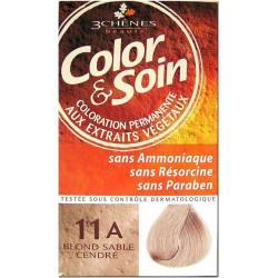 Color & Soin Coloration Blond Sable Cendré 11A