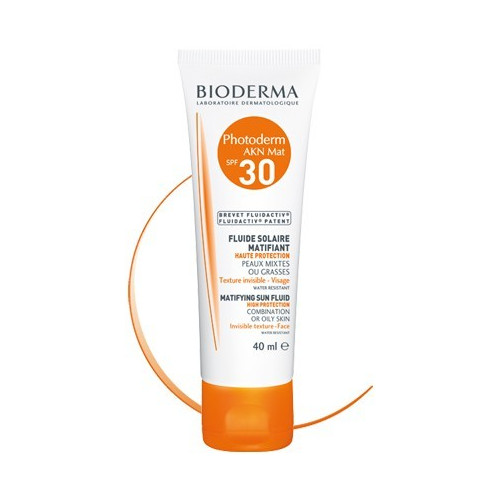 Bioderma Photoderm AKN Mat SPF30 - 40ml