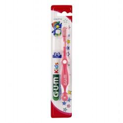 GUM Brosse à dents Kids 3-6 ans 214