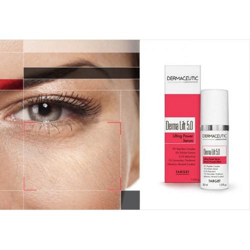 DERMACEUTIC LIFT 5.0, sérum liftant contour des yeux, 30ml