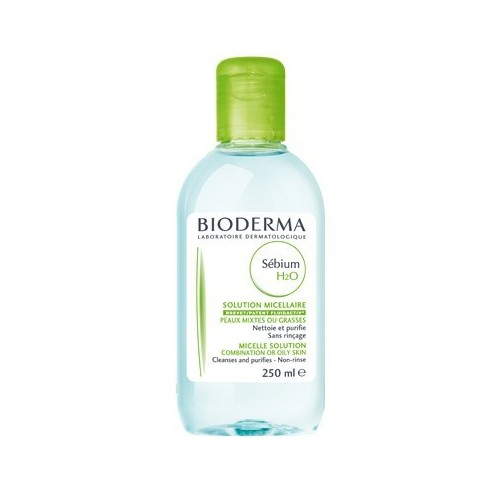 Bioderma Sébium H20, 250ml