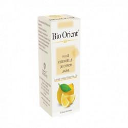 BIO ORIENT Huile essentielle de Citron Jaune, 10ml