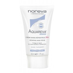 NOREVA AQUAREVA CREME MAINS, 50ml