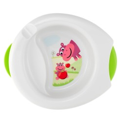 CHICCO ASSIETTE MAINTIEN AU CHAUD 2 IN 1, 6M+