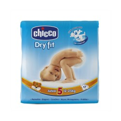 CHICCO COUCHE JUNIOR, 12-25 KG, 18 PCS