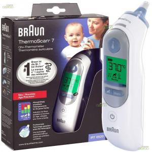 BRAUN IRT6520 Thermoscan 7