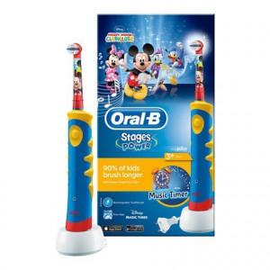 ORAL-B BROSSE A DENT ELECTRIQUE POUR ENFANT 'STAGES POWER D10513K
