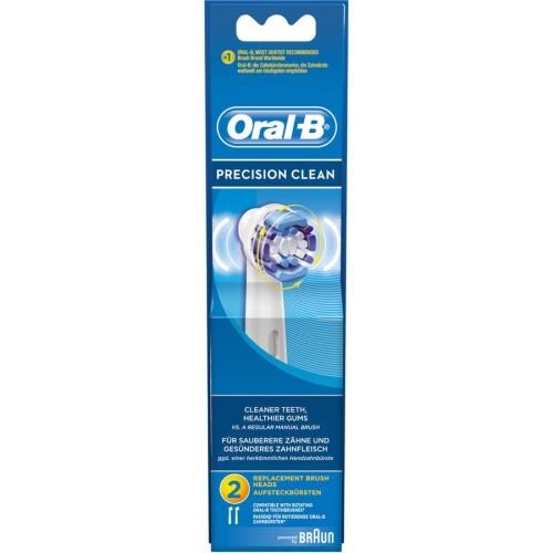Oral-B Brossettes Precision Clean x2