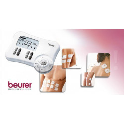 BEURER Appareil TENS/EMS numérique EM 80