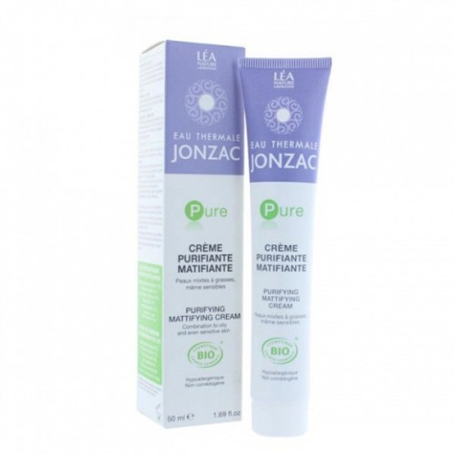 JONZAC CREME PURIFIANTE MATIFIANTE, 50ml