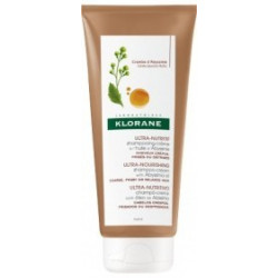 KLORANE Shampooing-Crème A L'Huile D'Abyssinie, 200 ml